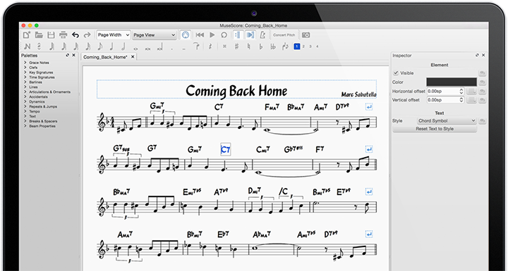 free music writing software